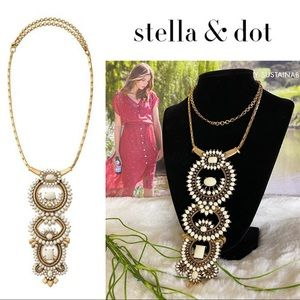 🌸Stella&Dot🌸Havana 3-in-1 Pendant Necklace